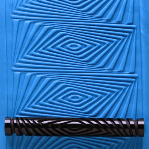 Square Rhythms Texture Roller