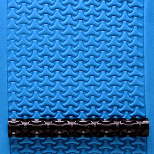 Wishbone Weave Texture Roller