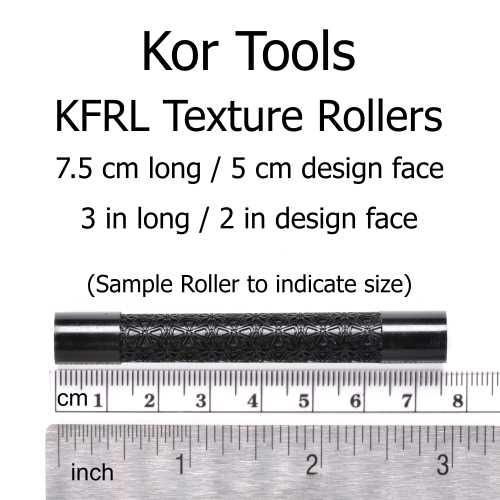 Fine Line Acrylic Roller