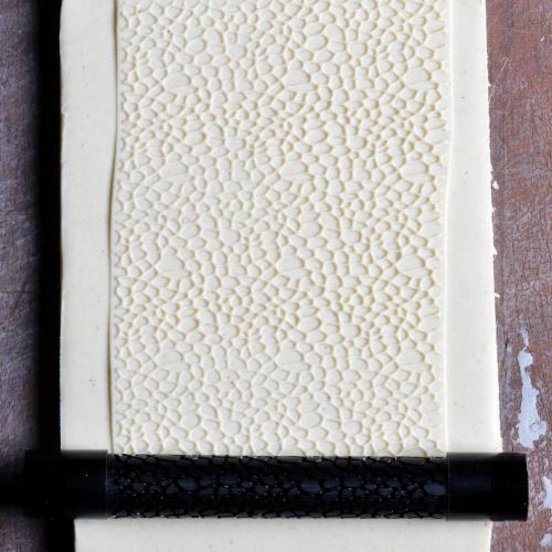 Fine Line Bubble Texture Roller