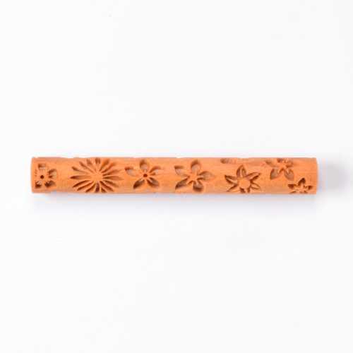 Flower Texture Roller