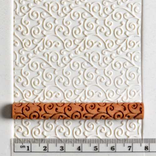 Curly Vines Texture Roller