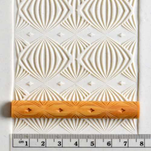 Mountain Reflection Texture Roller
