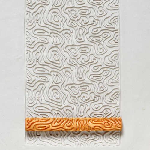 Topographic Texture Roller