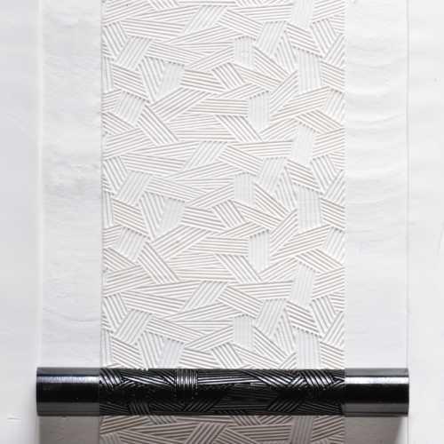Fine Line Wacky Weave Texture Roller